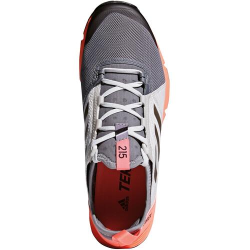 adidas TERREX Agravic Speed - Chaussures running Femme - gris